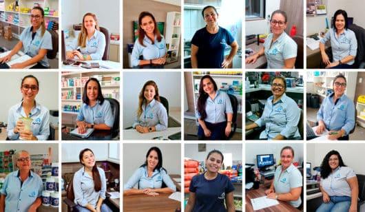 mulheres da agroline